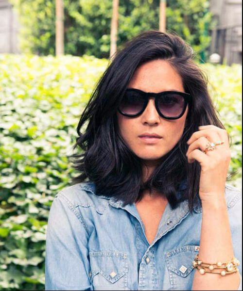 Best 25 haircuts for round faces ideas on pinterest short hair olivia munn haircuts for round faces urmus Gallery