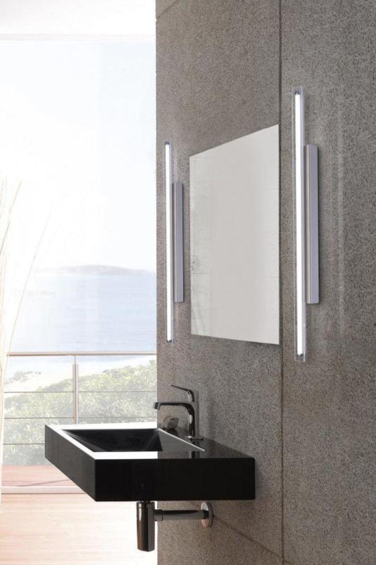 Paul Neuhaus Timon Led Setzen Sie Ihren Spiegel Gekonnt In Szene Und Profitieren Sie Von Einem Optimal Ausgeleu Wandleuchte Badezimmerleuchten Wandbeleuchtung