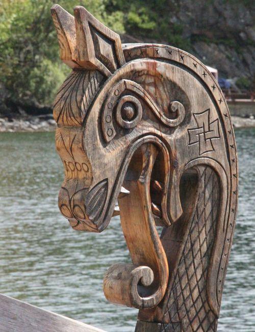 De bedste idéer inden for viking ship på pinterest