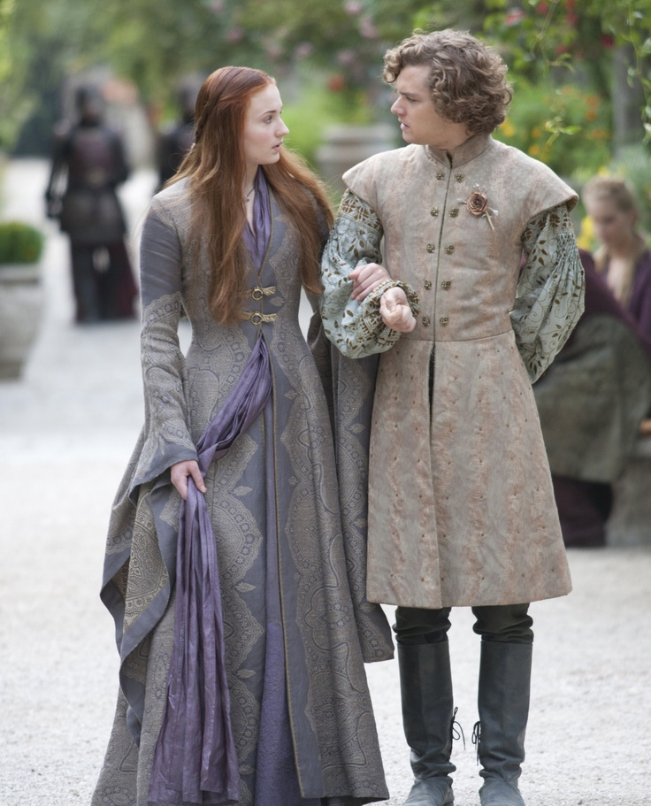 Game of Thrones, Sansa, another view