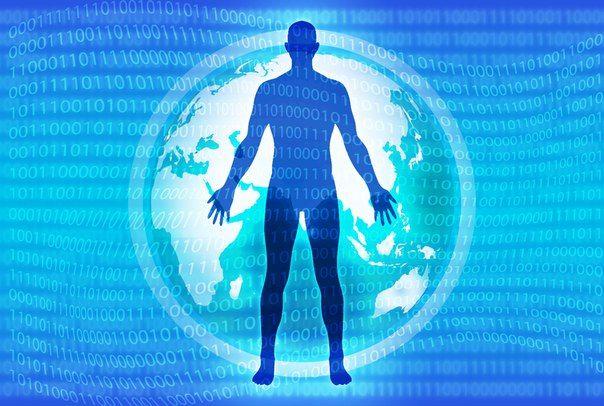 Весь окружающий нас мир — информация.