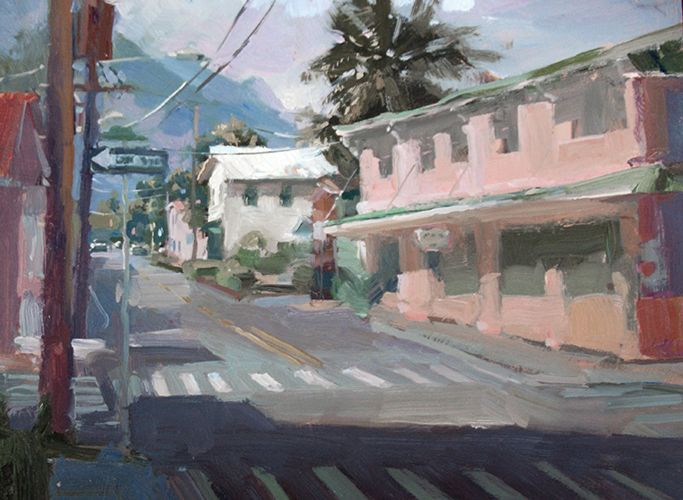 Ken Auster - Two Sisters Cafe Maui