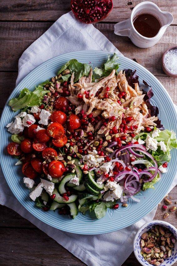 Moroccan chicken salad - Simply Delicious