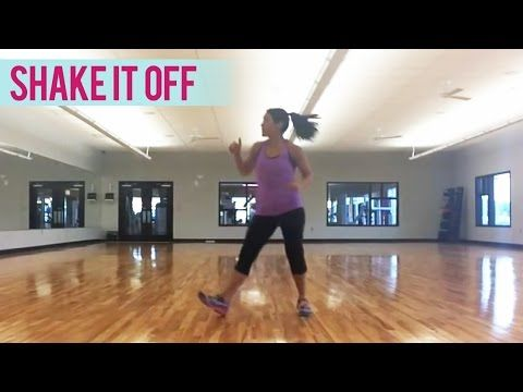 Taylor Swift - Shake It Off (Dance Fitness with Jessica) - YouTube