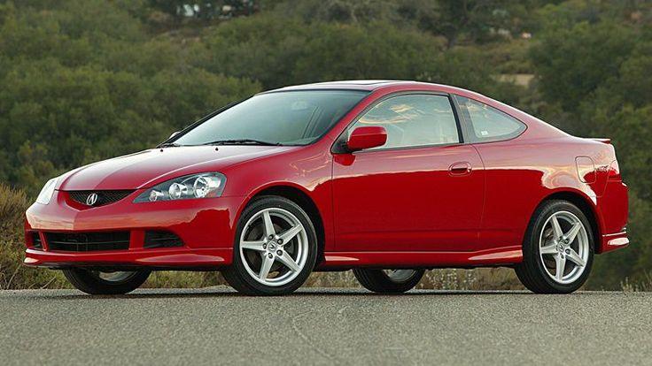 2006 Acura RSX ($4,693 – $9,999)