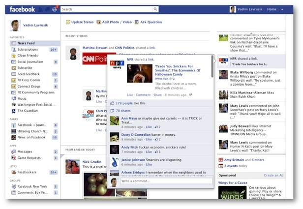What Facebook's New Features Mean for Journalists