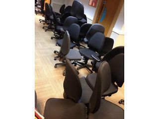 OFFICE CHAIRS FOR SALE GBP10 EACH EXCELLENT CONDITION COLLECTION ONLY Edmonton Picture