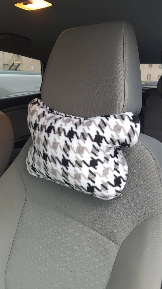 Car travel neck support pillow