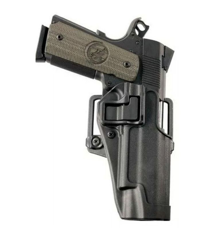 High Quality Hunting Airsoft Right Hand CQC Colt 1911 Holster Tactical Pistol Shooting Gun Holster Military Hunting Equipment. Loading that magazine is a pain! Excellent loader available for your handgun Get your Magazine speedloader today! http://www.amazon.com/shops/raeind