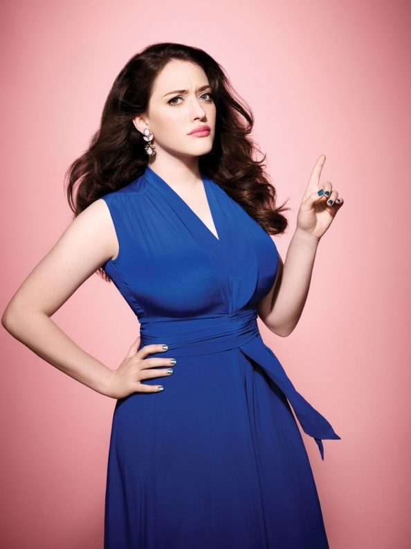 kat dennings photographed by art streiber for watch magazine