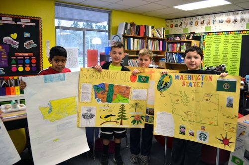 Classroom Research Ideas : Best images about state poster ideas on pinterest