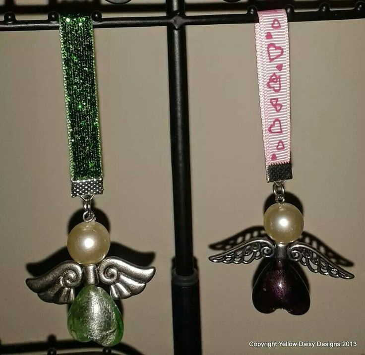 Lovely angel tree decorations £3.50 plus p&p available from www.facebook.com/yellowdaisydesigns
