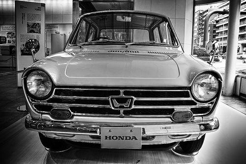 1967 HONDA N360 cars front