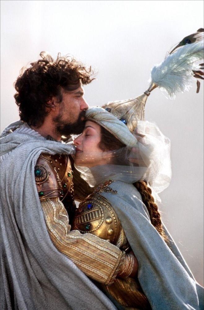 Saneves Fan Arabian Nights Dougray Scott Mili Avital