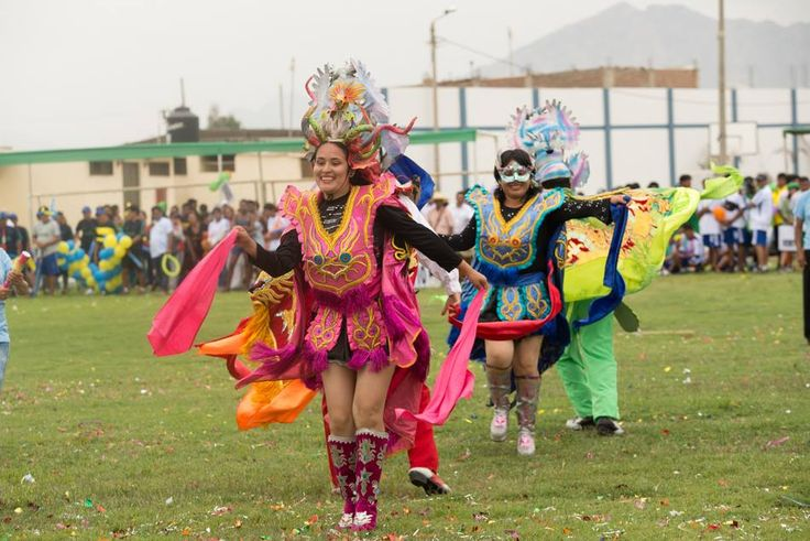 Danper   Olimpiadas 2015   Concurso de danzas típicas