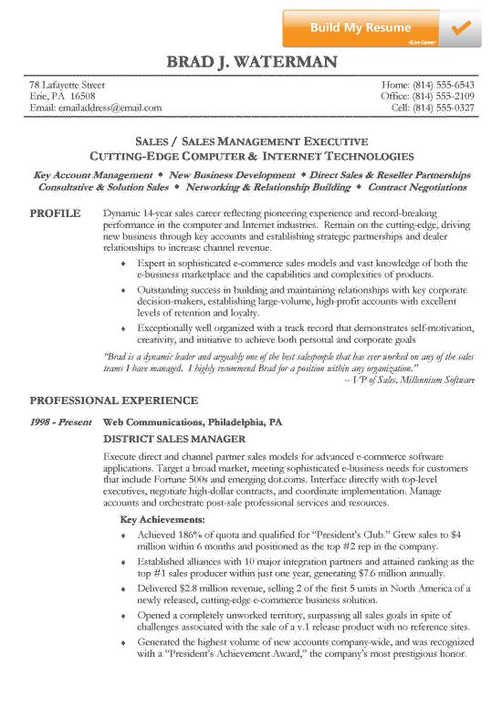Reverse Chronological Resume Example  Easy Steps For Emailing A