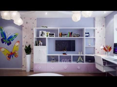 Kids room False Ceilings Design