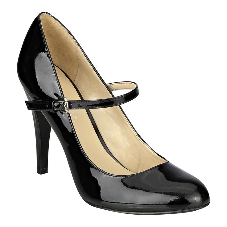 Sheryl Mary Jane pump. The perfect black mary jane heel. Too bad I already have a billion pairs...
