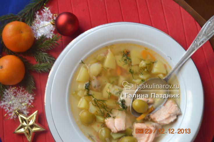 рецепт приготовления рыбной солянки в мультиварке