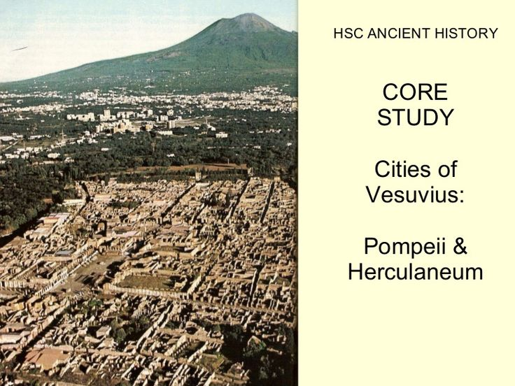 pompeii-part-2-geographical-context by ahendry via Slideshare