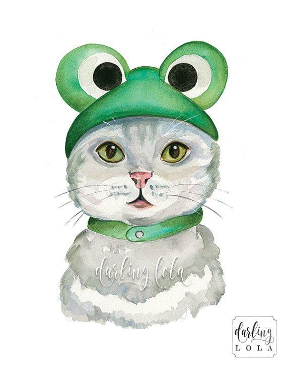 Кот дарлинг