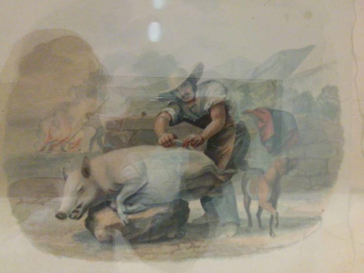 ramon torres mendez bogota 1089-1885 bogota. matadores de marranos  1870