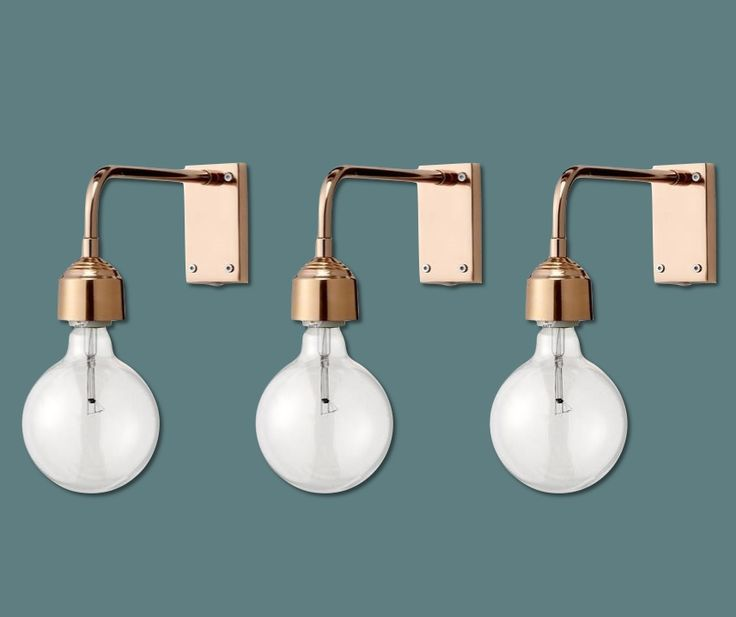 simple elegant beautiful copper wall lights by bloomingville http beautiful lighting uk