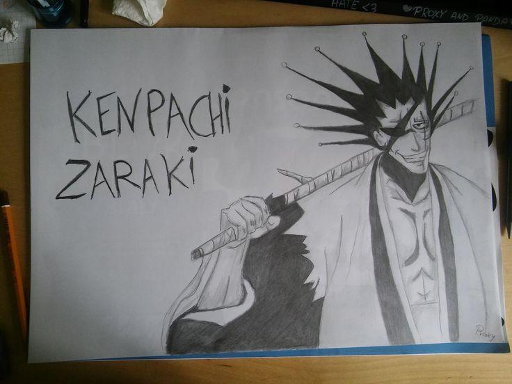 #bleach #zaraki #kenpachi #anime