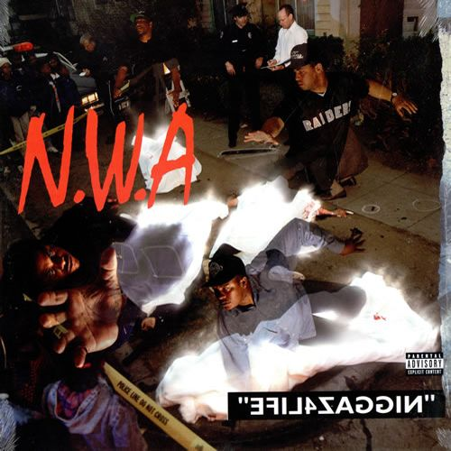 Hip-hop heads, did you know that NWA's sophomore album, Niggaz4Life, reached number one on the Billboard 200 without the help of a hit single?