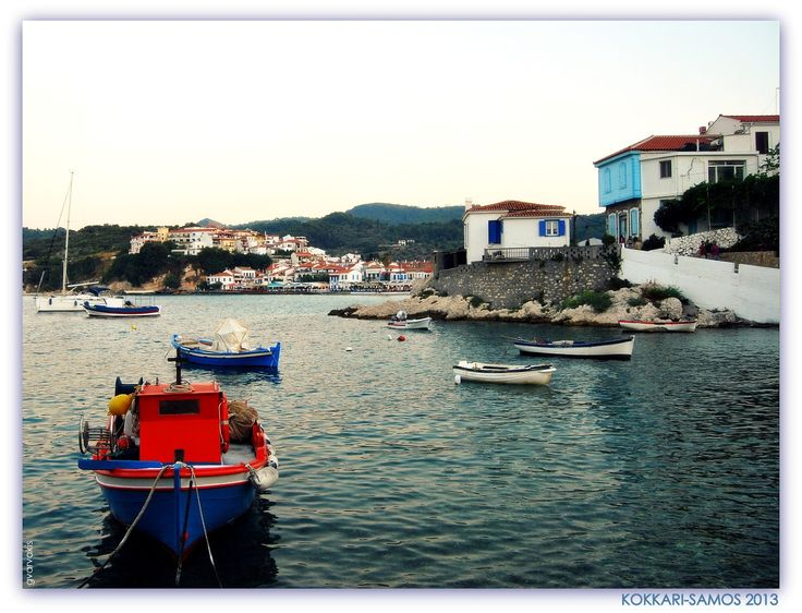 ZOOM: Kokkari Samos