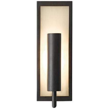 "Murray Feiss Mila Collection Bronze 14 3/4"" High Wall Sconce.  $160. from lamps plus"