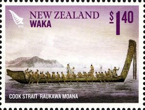 Waka (Maori canoe)