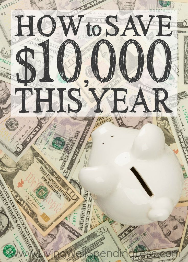 What could you do with an extra $10,000? Believe it or not, padding your bank account with some serious cash is not as hard (or as painful) as you might think.  In fact, a little proactive planning now could mean a lot more financial security come this time next year.  Don't miss this helpful post for practical, real-life advice for how to save $10,000 this year.