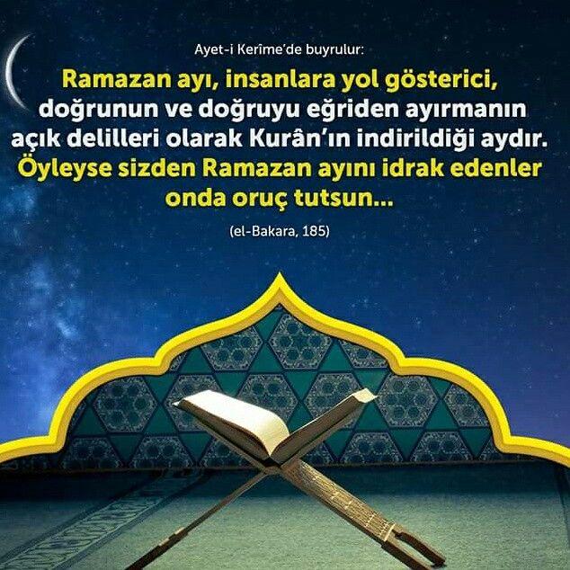 🌙👍 #oruç #ramazan #iftar #sahur #yemek #sabır #Allah #insan #ayet #eğri #doğru #islam #müslüman #ilmisuffa