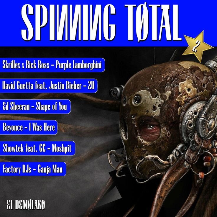 Spinning Total Vol.2