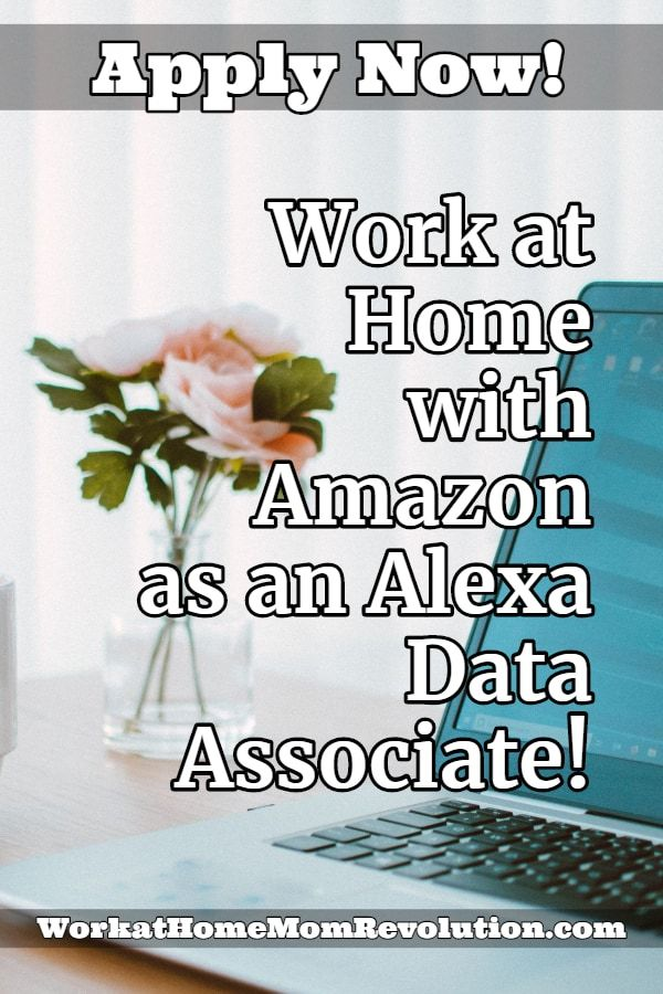 Home Based Alexa Data Associate Jobs With Amazon Work From Home
