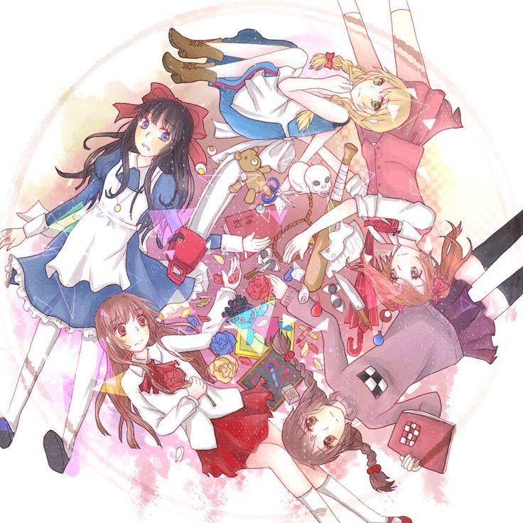 Deep Abyss Anime, Rpg games, Rpg