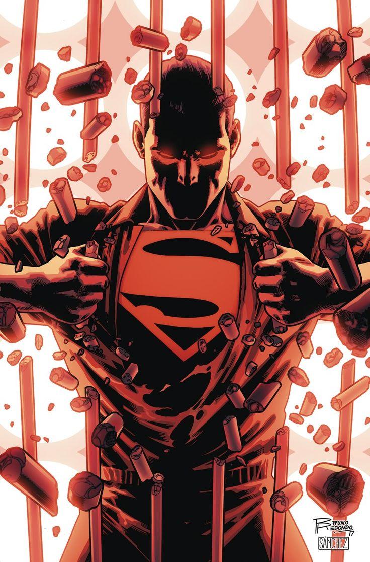 DC COMICS FULL JUNE 2017 Solicitations