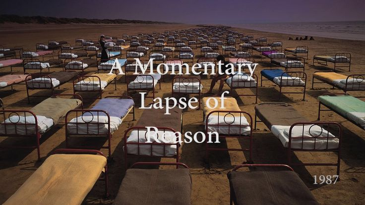 HQ - A Momentary Lapse of Reason 1987 - Full Album - Pink Floyd