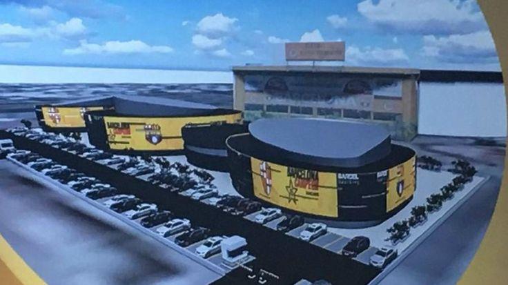 Estadio Monumental del Barcelona SC tendrá un centro comercial