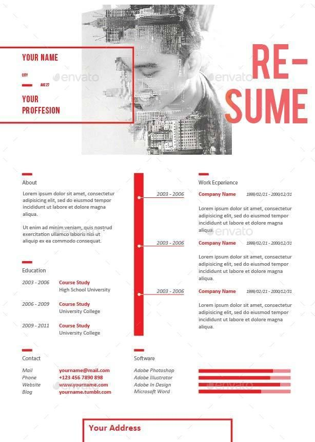 Simply Aesthetic Resume Affiliate Simply Sponsored Aesthetic Resume Resume