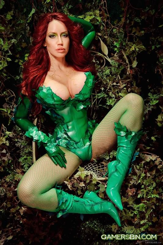 from Isaias poison ivy women nud