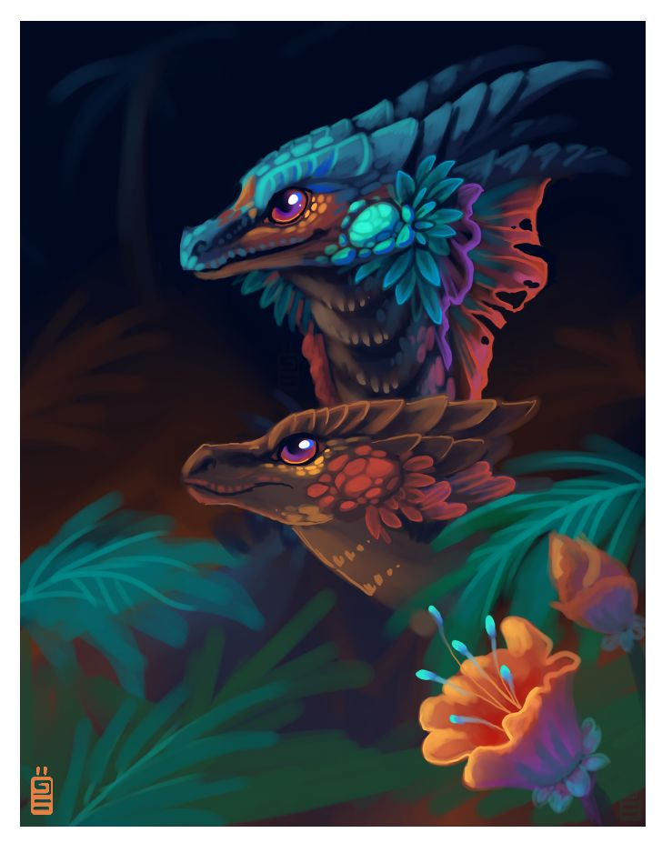 Alternate dragon species