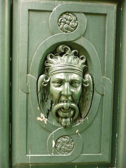Door knocker - Paris, Musée du Judaïsme
