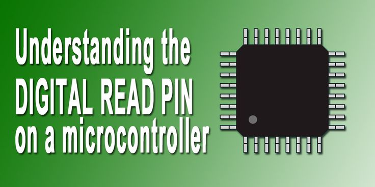 Understanding the digital read pin on a microcontroller Understanding the digital read pin on a microcontroller explores the similarities of digital readings in order to give the DIY hobbyist a better grasp on their usage in projects.  http://www.behind-the-scenes.co.za/understanding-the-digital-read-pin-on-a-microcontroller/
