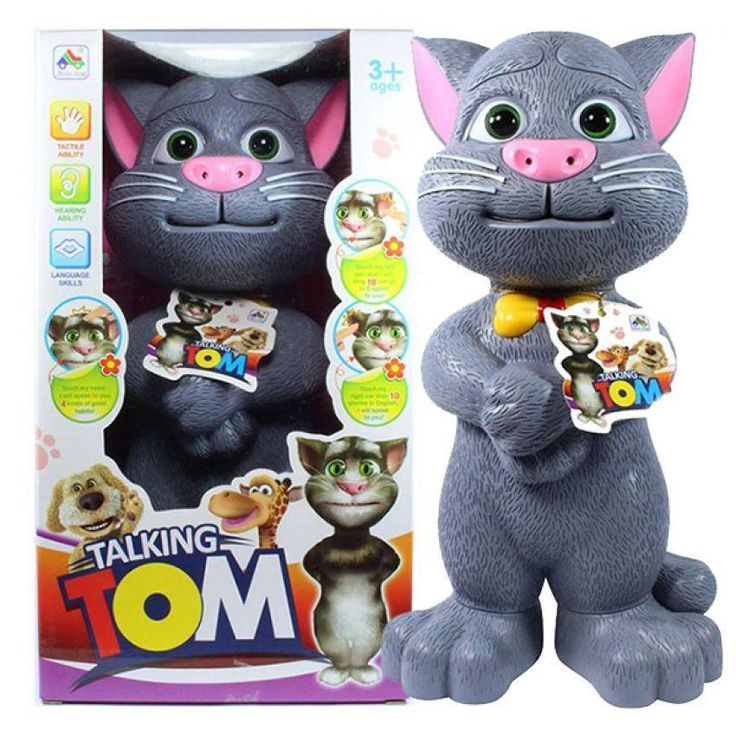 Intelligent Talking Tom Cat Toys