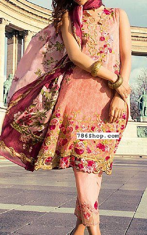 Pakistani Clothing and Dresses online in USA, UK. Free shipping | Call +1 512-380-1085 or visit www.786shop.com
