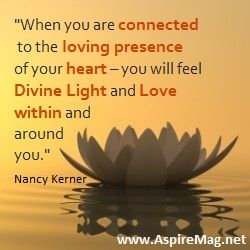 Share the #Love! Aspire Mag's Inspiring #Quotes! From the heart of @Linda Foster & guests