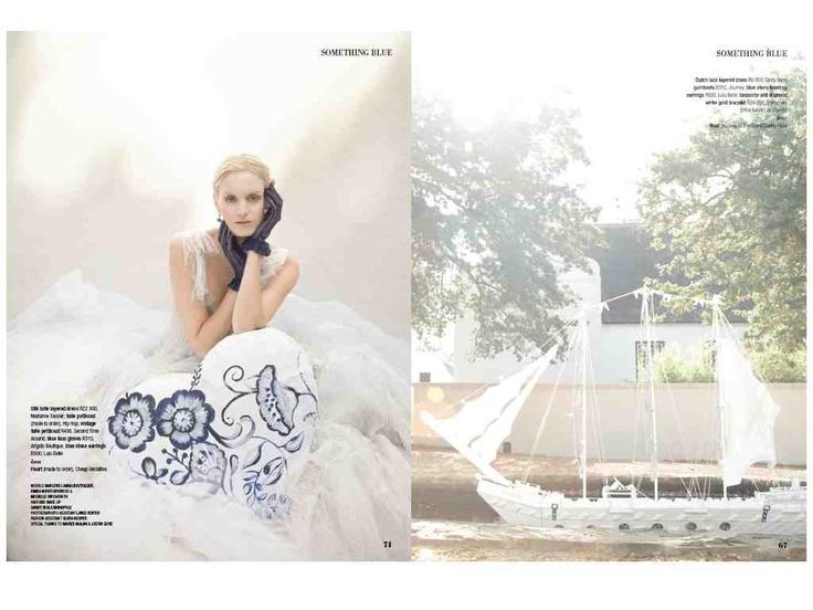 Delft shoot for The Wedding Album.