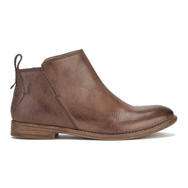 Stitch fix stylist:  Love these! H Shoes by Hudson Women's Revelin Leather Ankle Boots - Chocolate ($225) ❤…